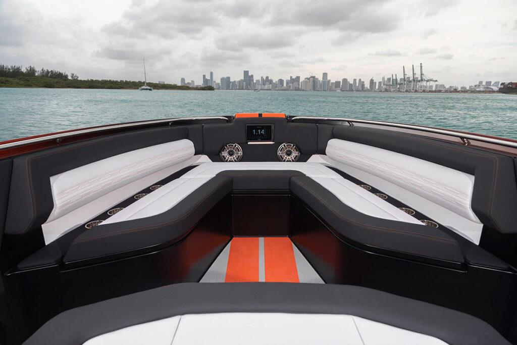 Cigarette 41' Nighthawk AMG Black Series Boat