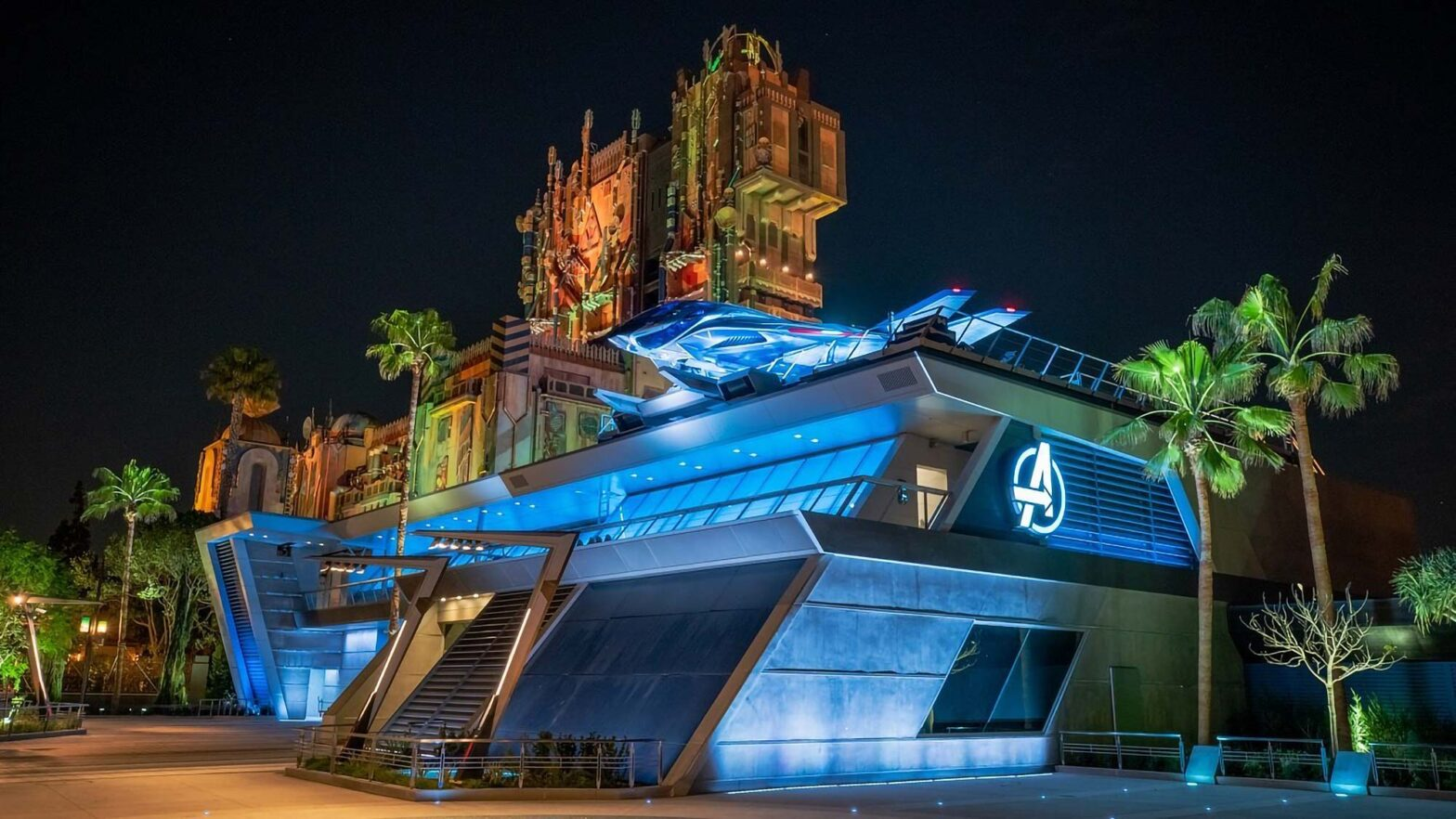 Disneyland Avengers Campus Officially Opens