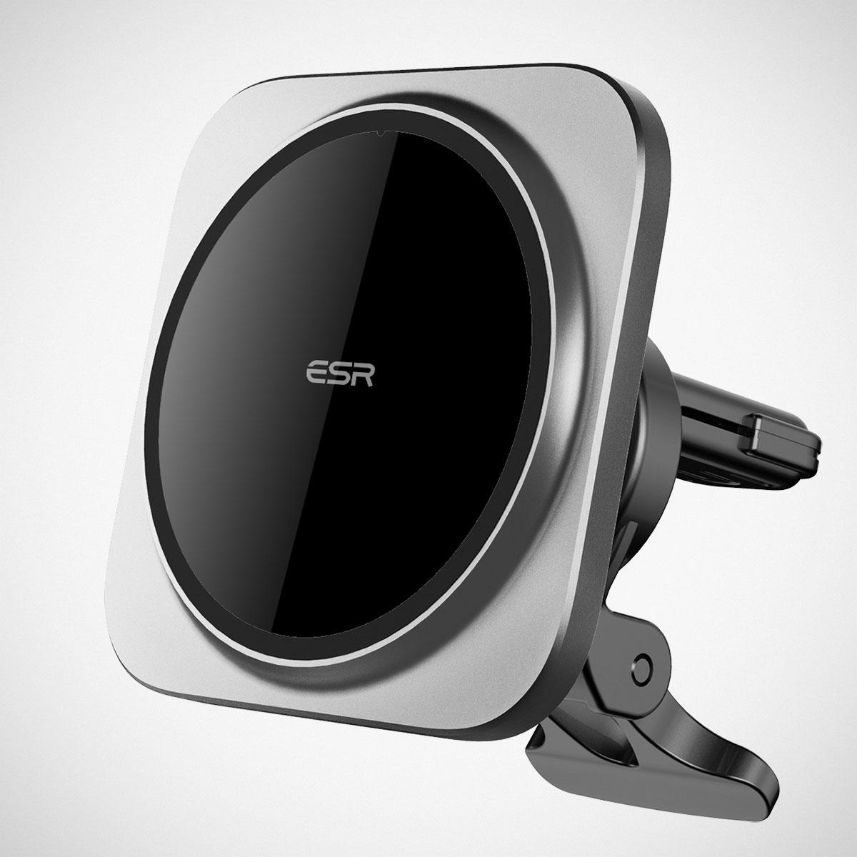ESR HaloLock MagSafe-compatible Magnetic Car Charger