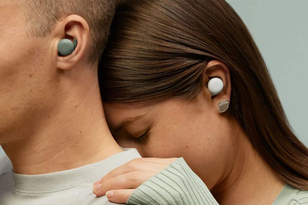 Google Pixel Buds A-Series TWS Earbuds