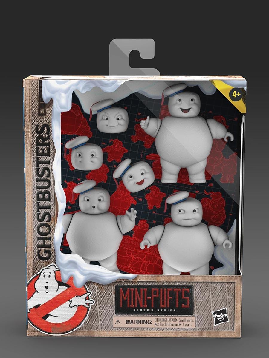 Hasbro Ghostbusters Plasma Series Mini-Pufts