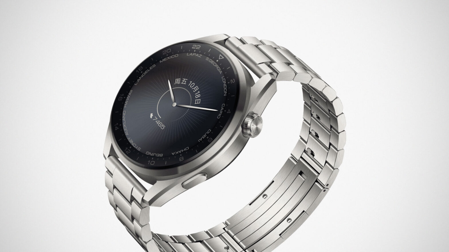 Huawei Watch 3 Pro Smartwatch with HarmonyOS