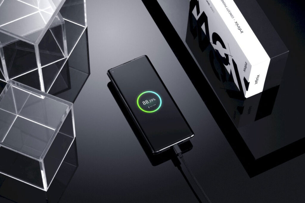 Infinix Concept Phone 2021 MWC 2021