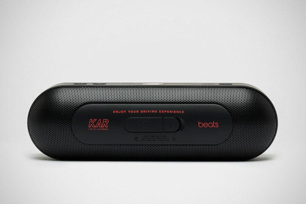 KAR Audio System Beats Pill+ Bluetooth Speaker