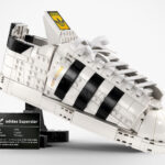 There Is A New LEGO x adidas Sneaker, But It Is Not Wearable; It's Buildable