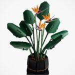 LEGO 10289 Bird of Paradise Joins Decorative LEGO Botanical Collection