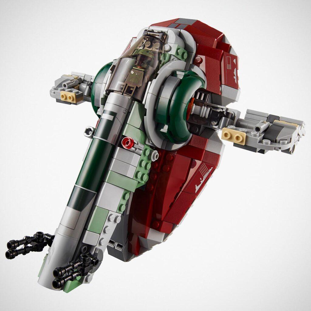 LEGO 75312 Boba Fett's Starship