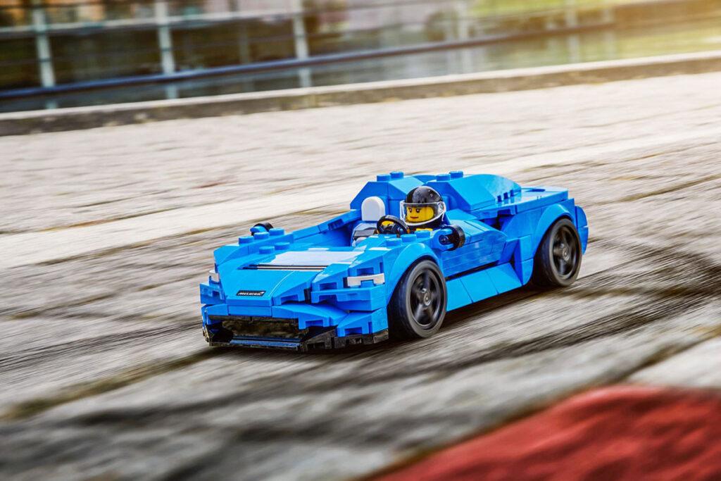 LEGO 76920 Speed Champions McLaren Elva