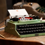 LEGO Ideas 21327 Typewriter:  We Never Get This Excited About Typewriter Before