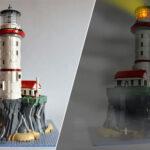 Motorized Lighthouse By Sandro Quattrini Will Be The Next LEGO Ideas Set