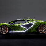 LEGO And Lamborghini Made A Life-size LEGO Sían FKP 37 That Packs Over 400,000 Pieces