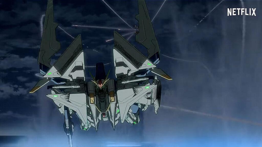 Mobile Suit Gundam Hathaway Netflix