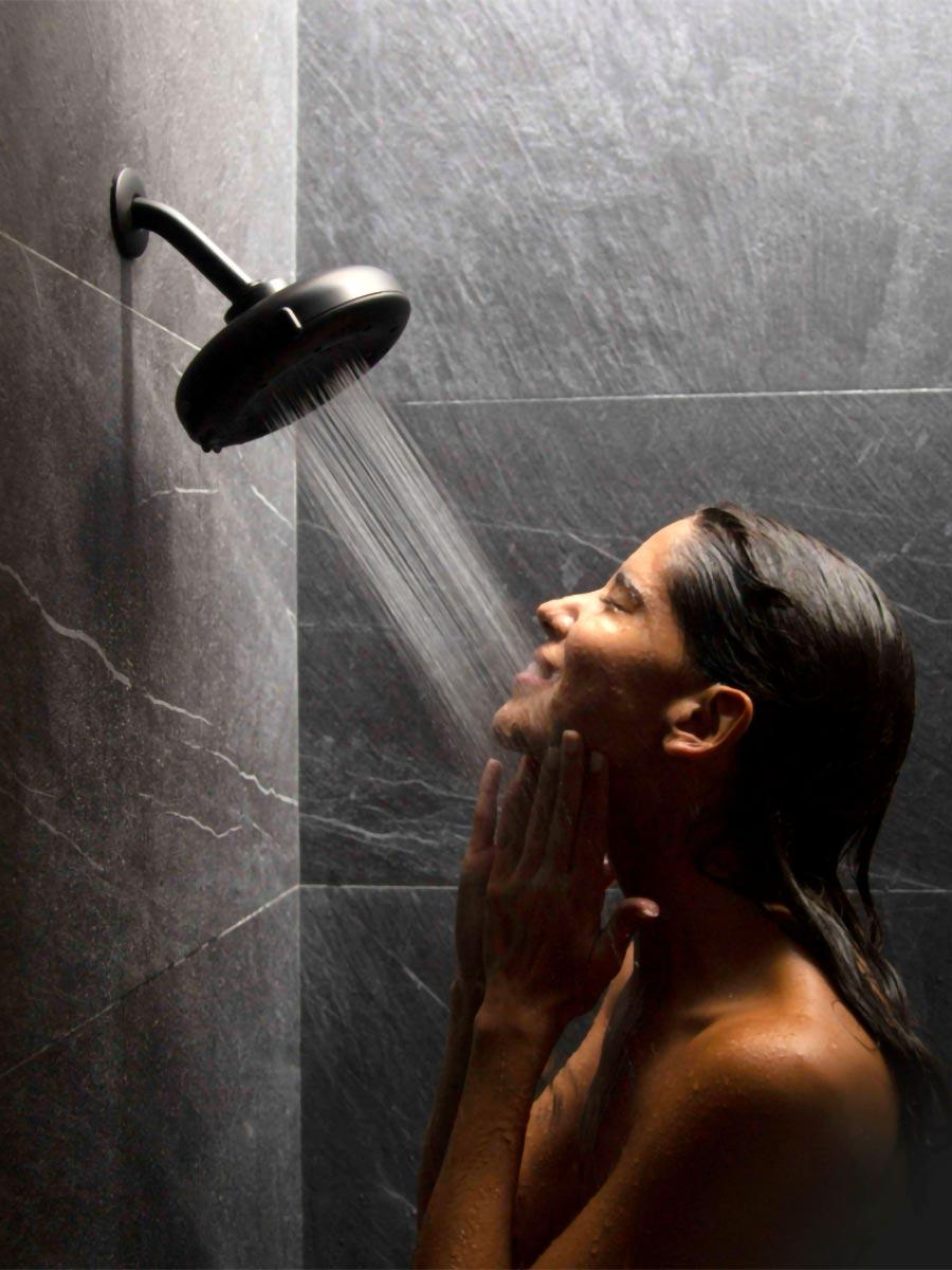 Nebia by Moen Quattro Shower System