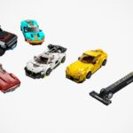 Here Are Some New LEGO Toy Car Sets For LEGO-loving, Petrol Heads