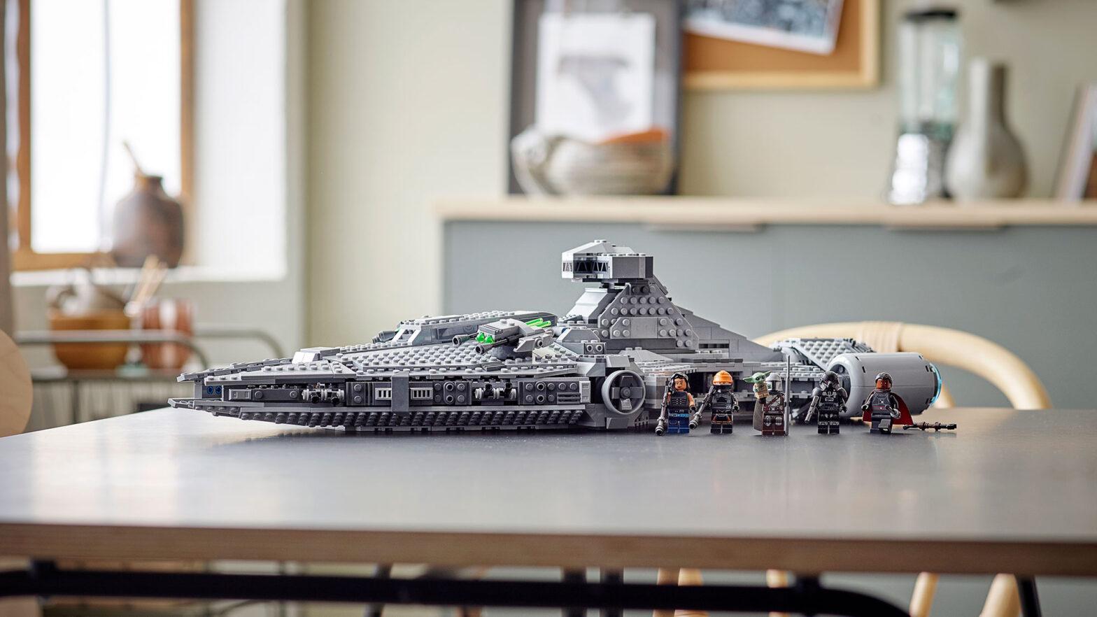 New LEGO Star Wars Sets LEGO Con