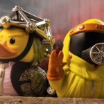 Numskull x <em>Back To The Future</em> Rubber Duck Collection Wave 2