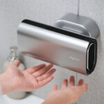 Nyuair Is Sleek, Compact Hand Dryer For Homes That Dries Your Hands In 13 Seconds