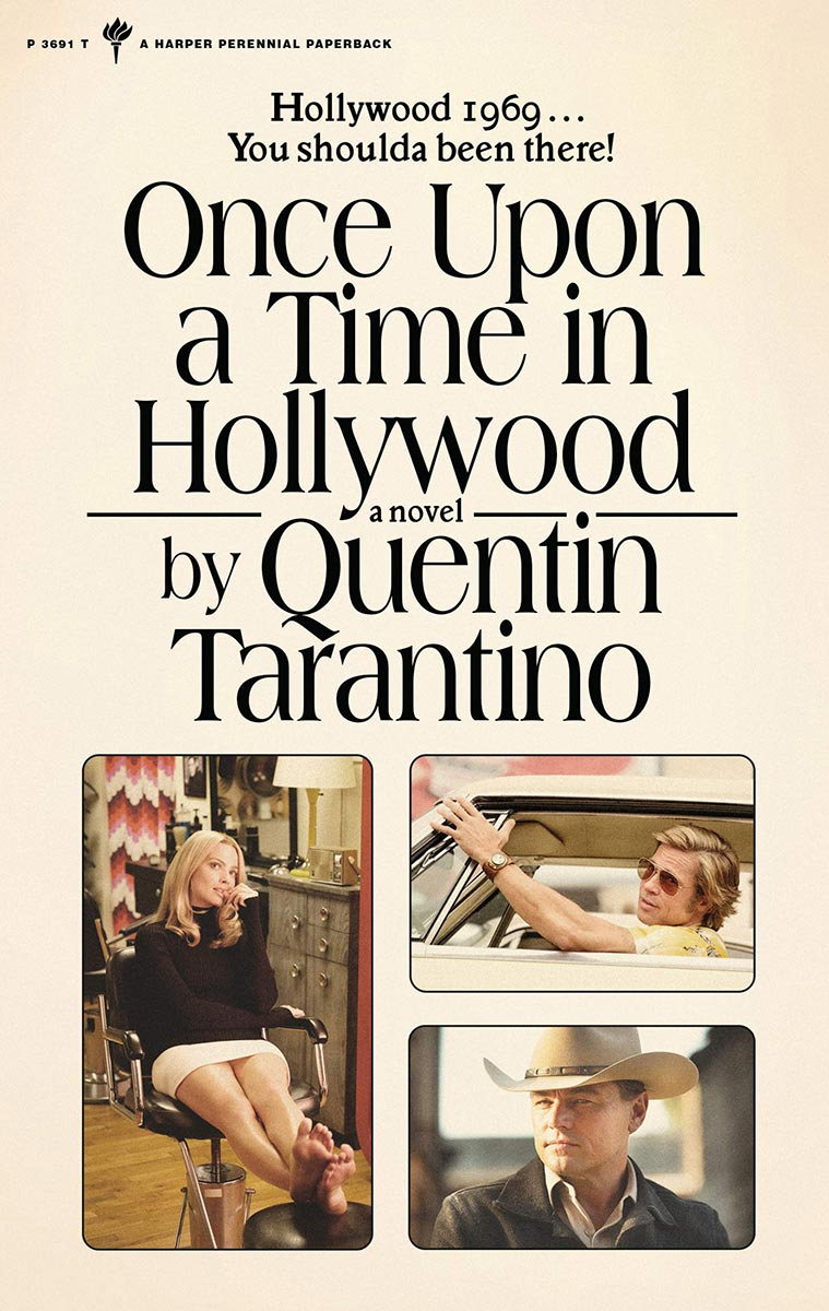 Once Upon a Time in Hollywood Novel