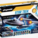 Playmobil <em>Star Trek</em> U.S.S. Enterprise Might Just Be The Most Expensive Playmobil Set