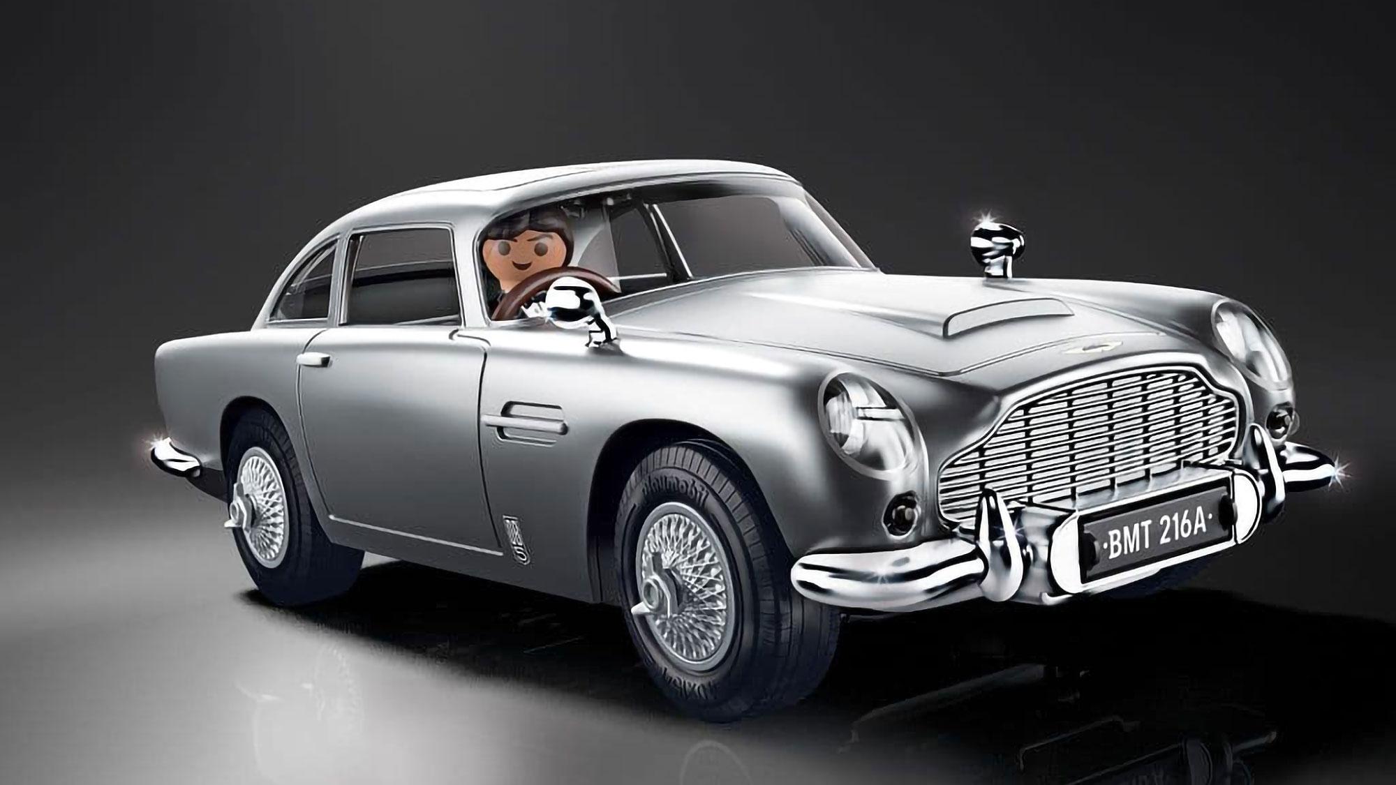 Playmobil 70578 James Bond Aston Martin DB5 Set