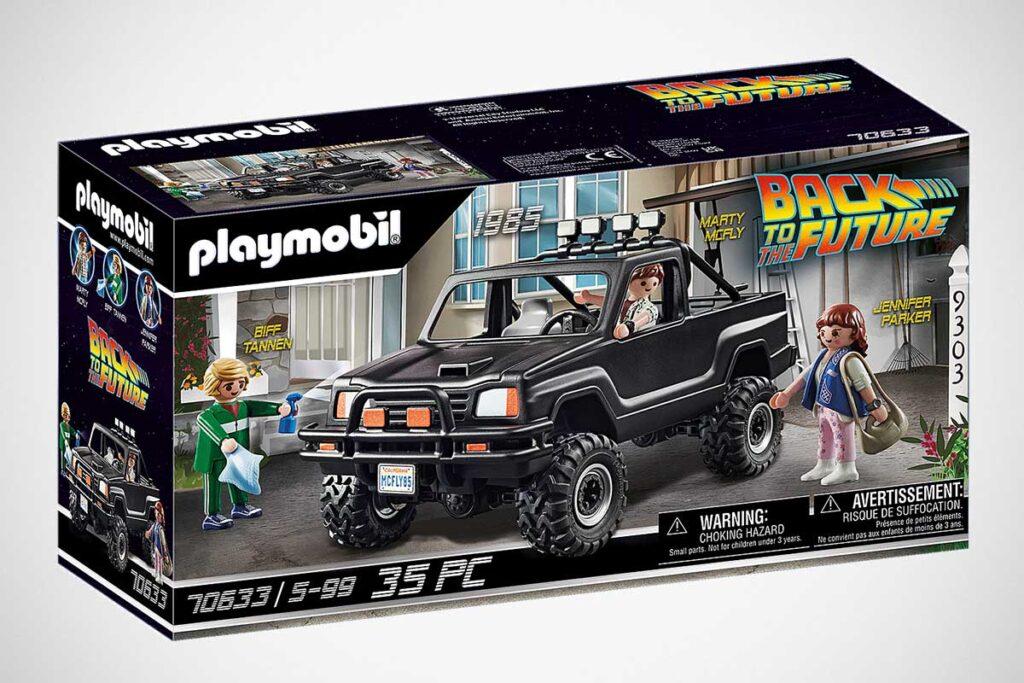 Playmobil 70633 BTTF Marty's Pickup Truck