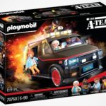 Woohoo! A-Team Is Joining Playmobil Play Sets! Will Arrive In October For US$90