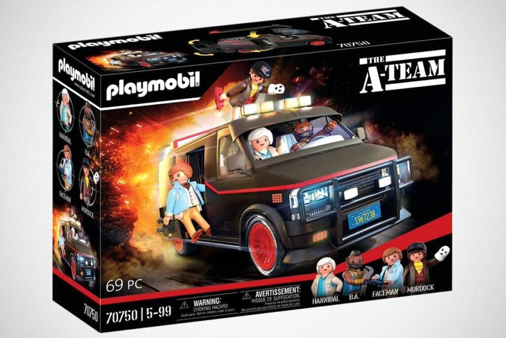 Playmobil 70750 The A-Team Van Set