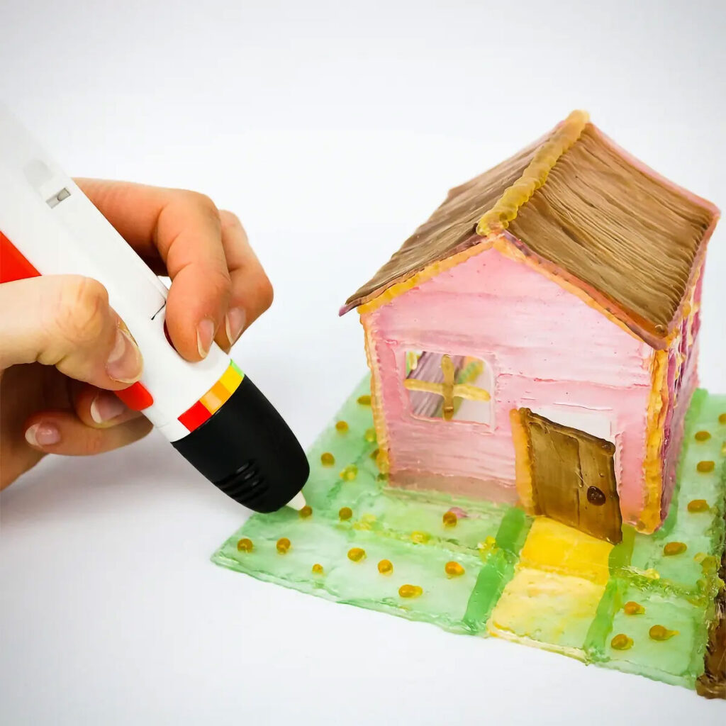 Polaroid Candy Play 3D Pen Firebox