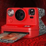 Polaroid Teamed Up With Keith Haring For Special Edition Now Camera