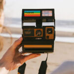 Polaroid Teamed Up With Footwear Maker, Teva, For Special Edition Polaroid 600