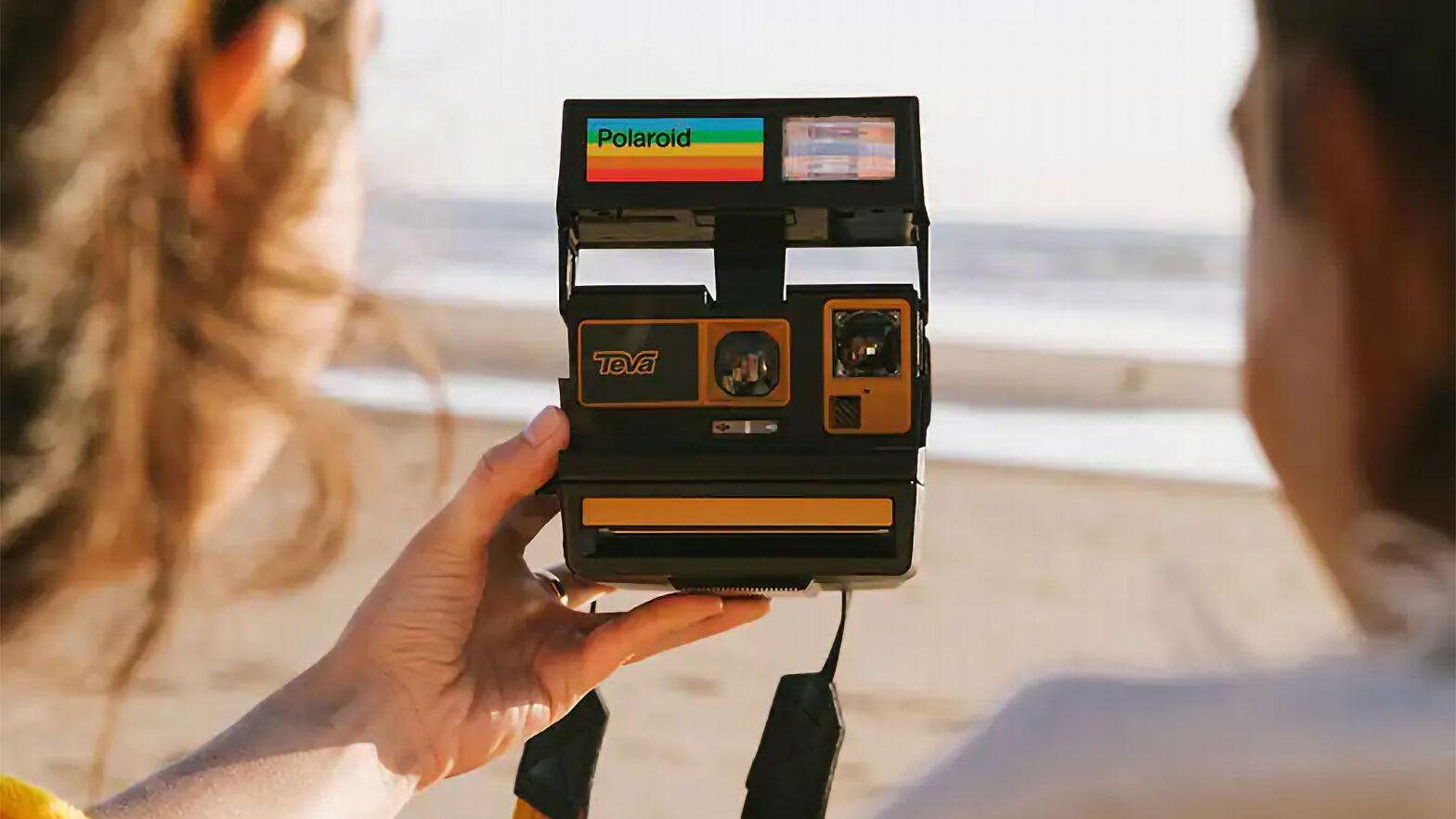 Polaroid x Teva Instant Camera
