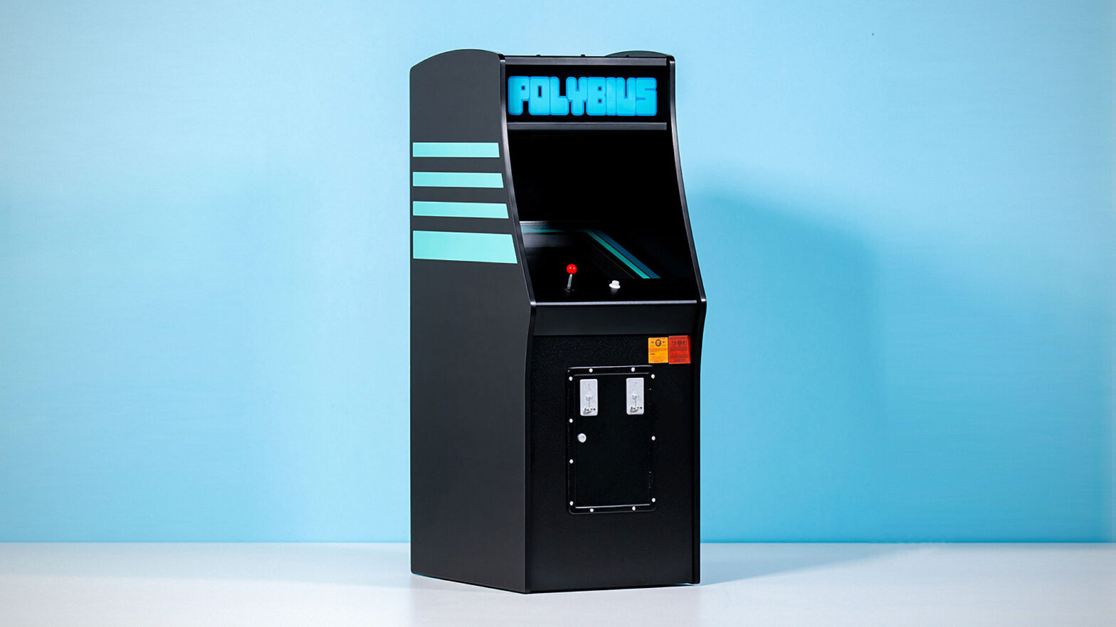 Polybius 1/4 Size Arcade Cabinet Charger
