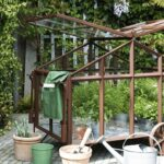 Bramber Mobile Greenhouse: Greenhouse Without Sacrificing Your Backyard