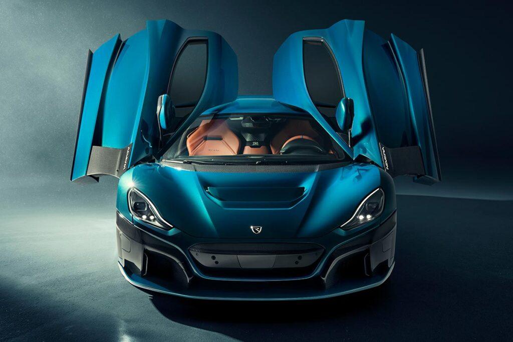 Rimac Automobili Electric Nevera Hypercar