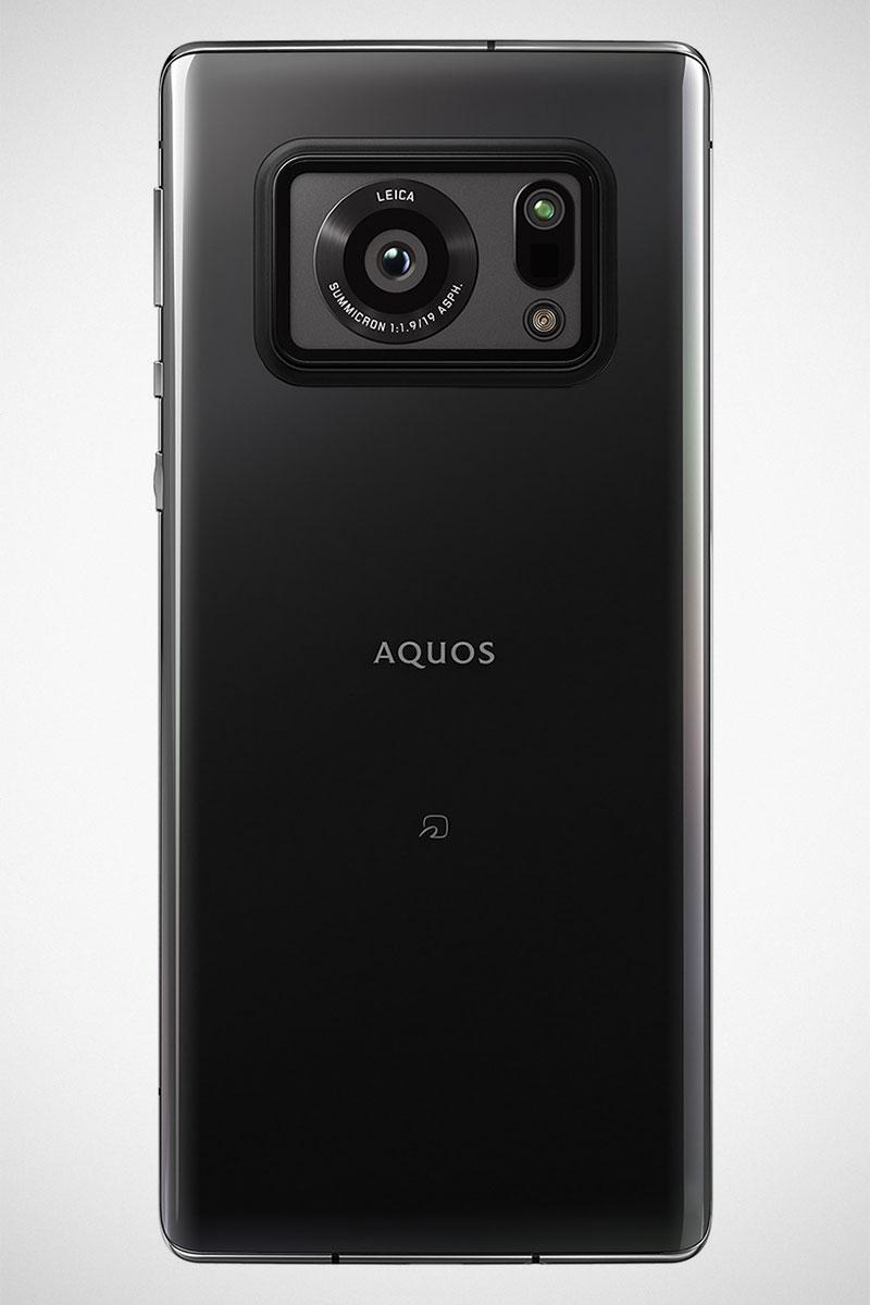 Sharp Aquos R6 Co-engineered with Leica