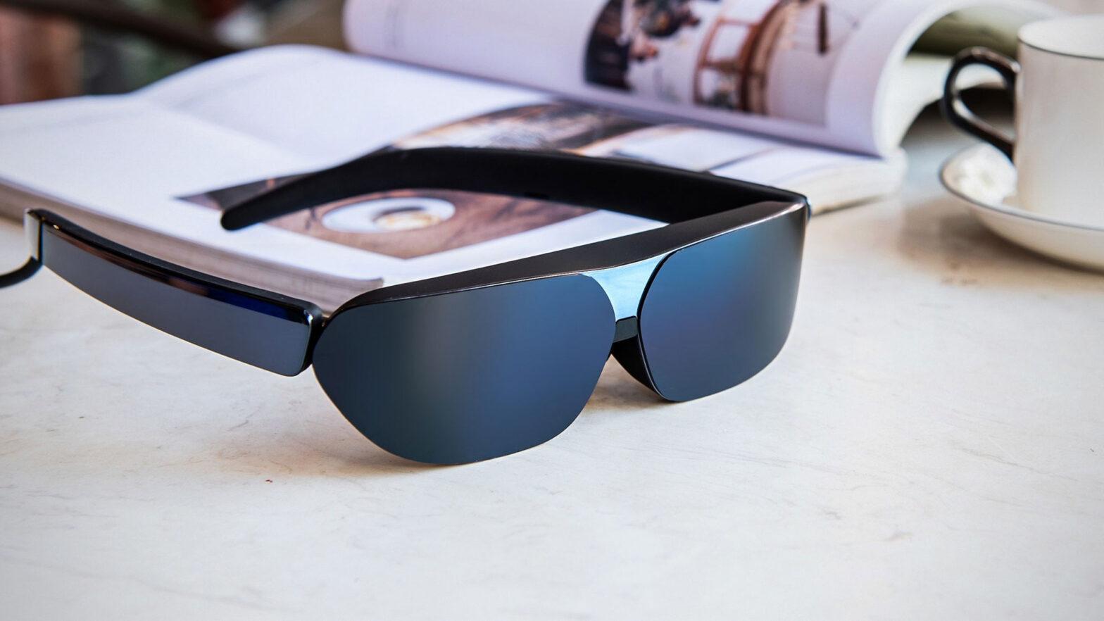TCL NXTWEAR G Smart Glasses MWC 2021