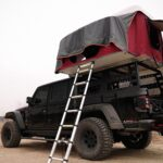 TEDPoP Pop-up Hardshell Rooftop Tent Makes Camping On You Car's Rooftop Is Possible