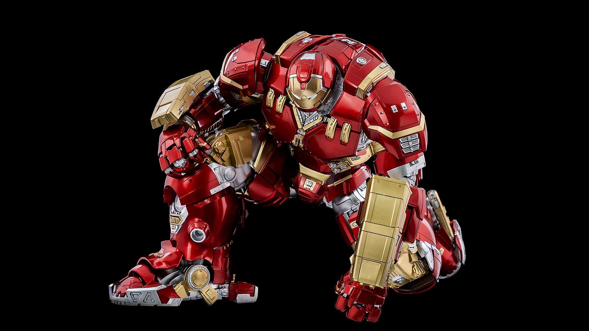ThreeZero DLX Hulkbuster 1/12 Scale Figure