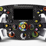 """Thrustmaster Formula Add-on Ferrari SF1000 Edition Has A 4.3"""" Interactive Screen, Just Like The Real Thing"""