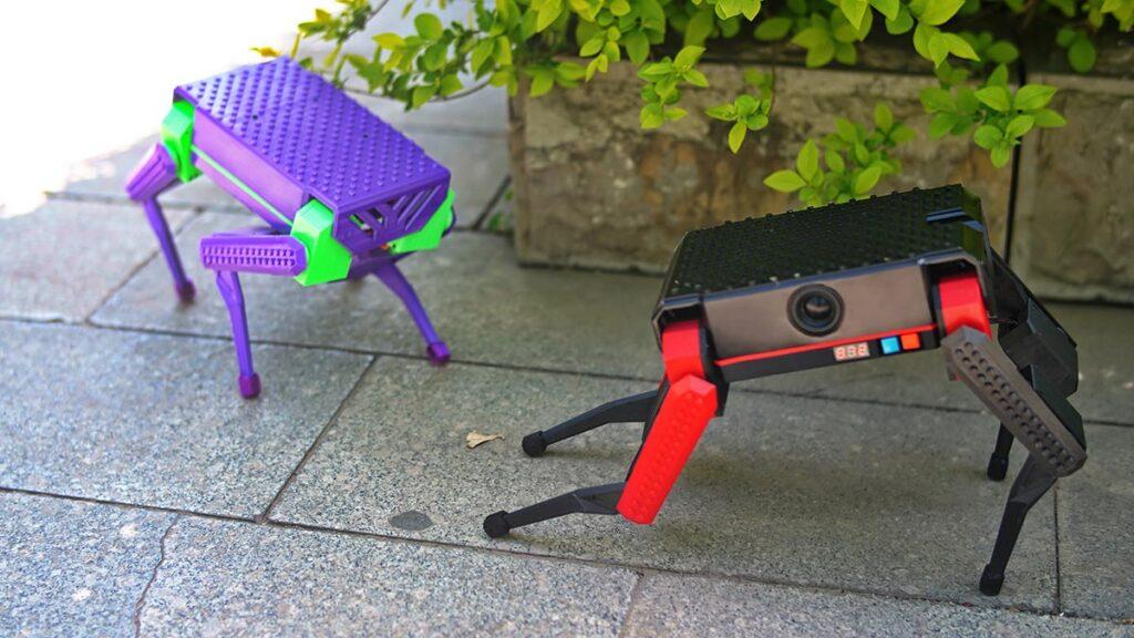 TiBeast LEGO Compatible Robotic Dog
