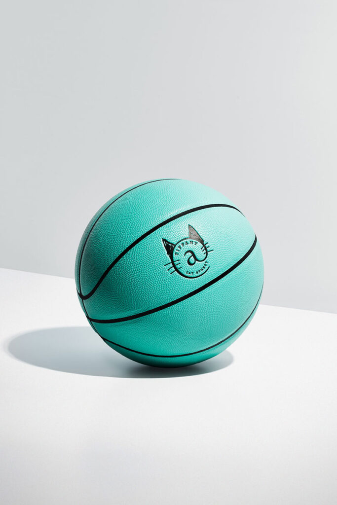 Tiffany Drops Exclusive Sporting Goods