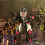 Netflix Offers First Look At <em>Transformers War For Cybertron: Kingdom</em>