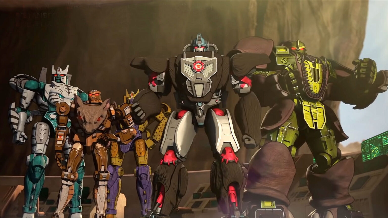 Transformers War For Cybertron Kingdom First Look