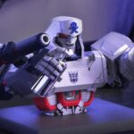 <em>Transformers</em> x QUICCS Megatron by Might Jaxx: Megatron The Graffiti Artist