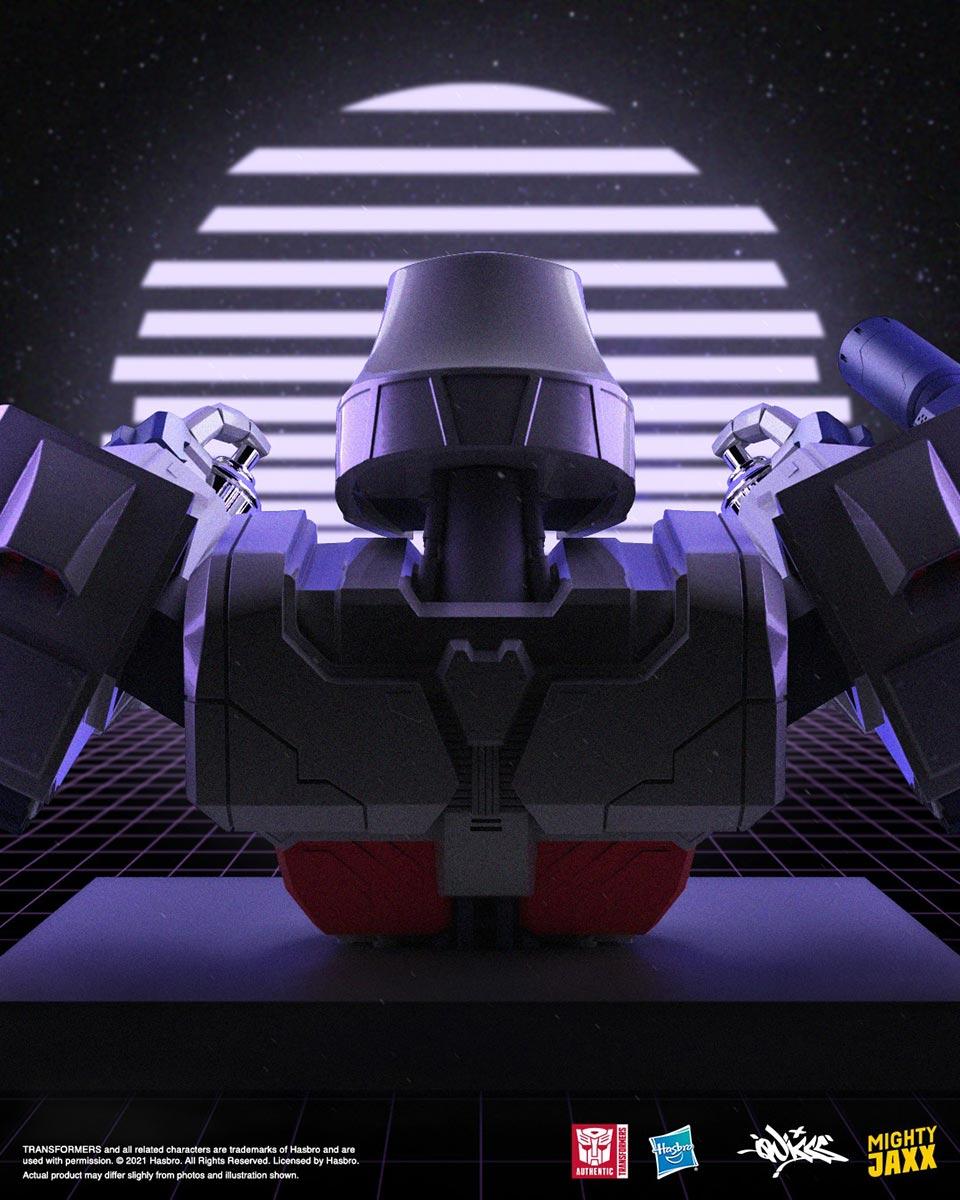 Transformers x QUICCS Megatron by Might Jaxx