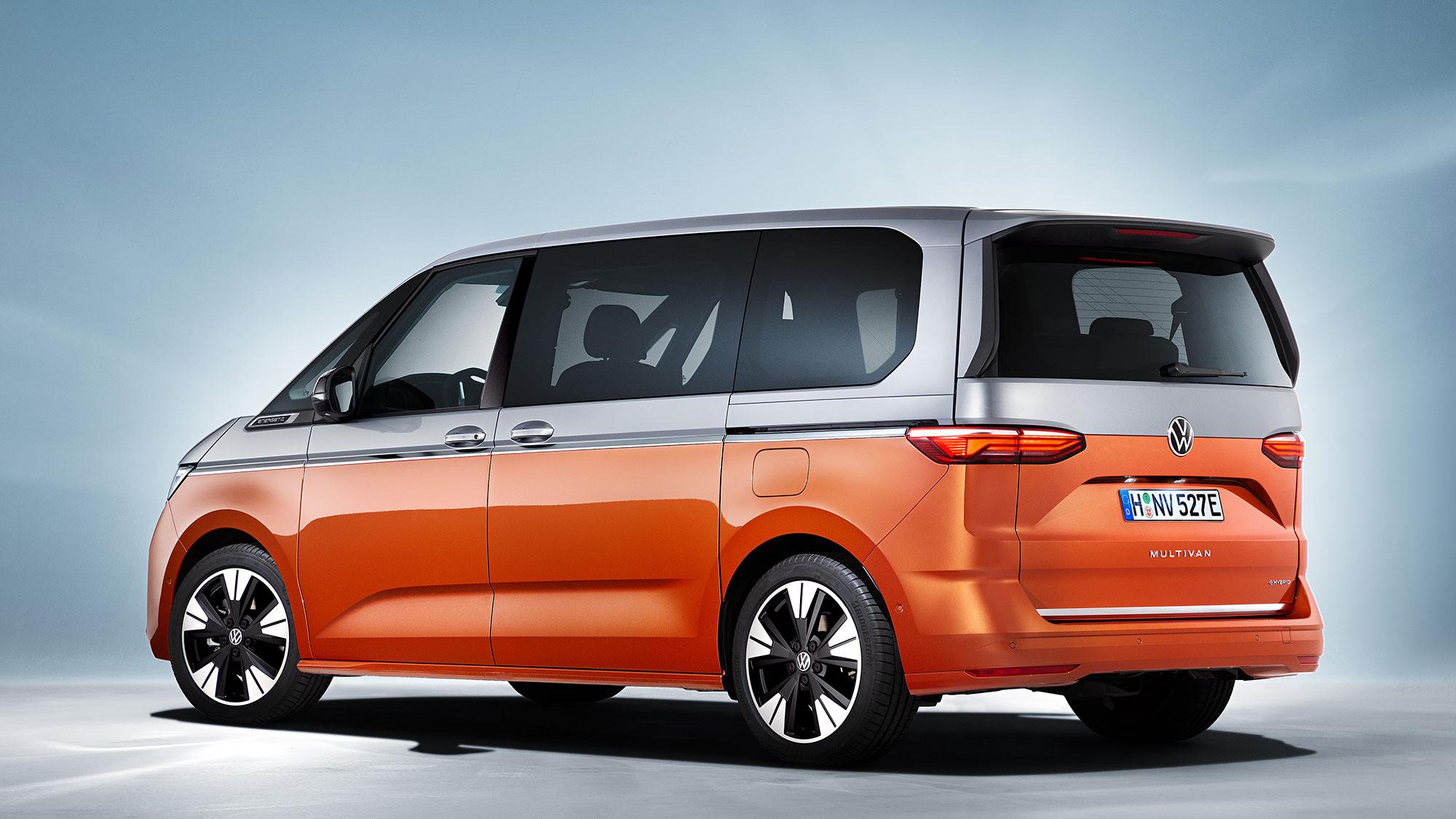 Volkswagen Commercial Vehicles Multivan