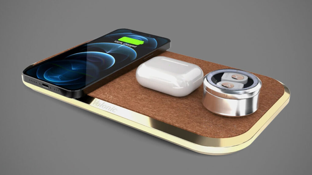 Volonic Valet 3 Wireless Charging Station