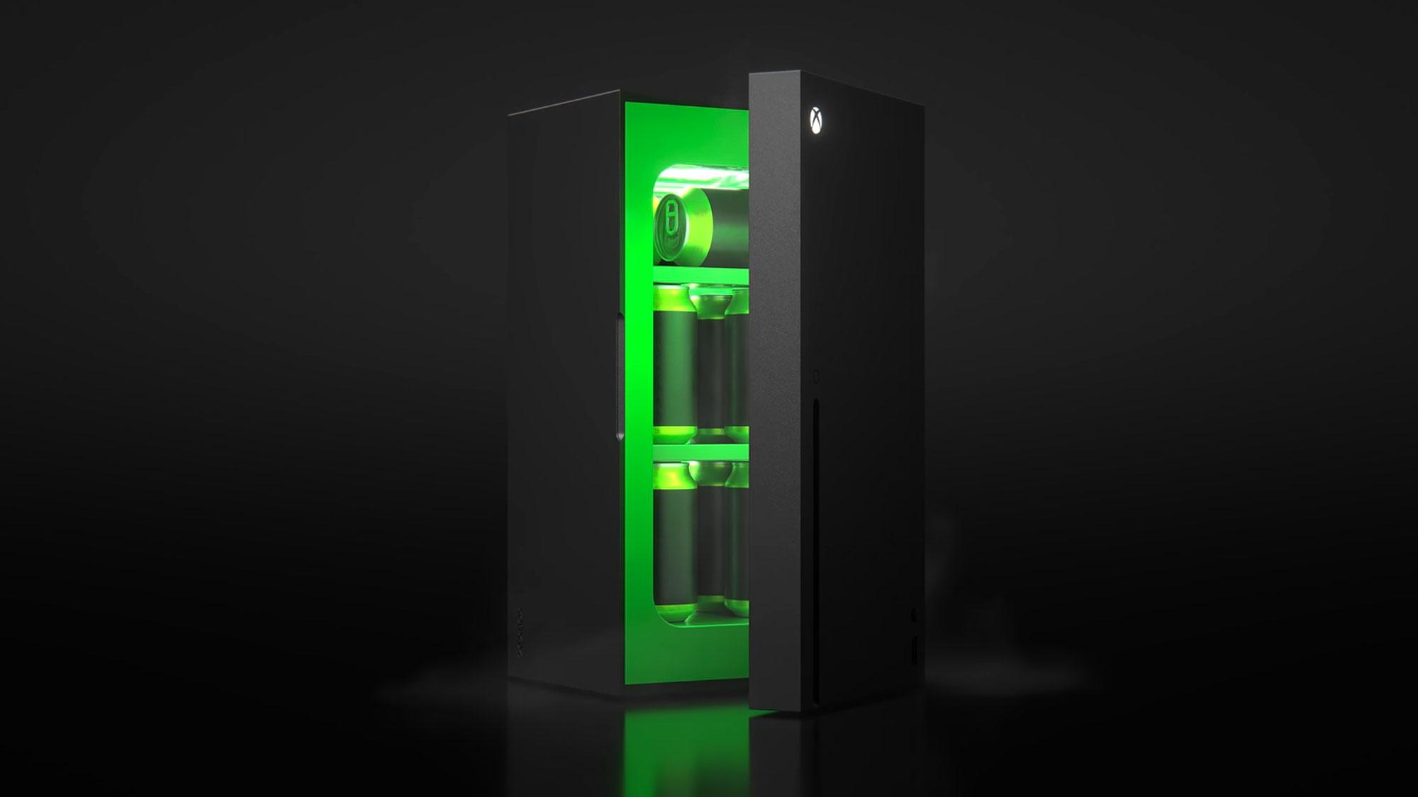 Xbox Mini Fridge Officially Announced