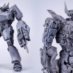 Yolopark Revealed Another Officially Licensed <em>Transformers</em> Model Kit With Soskill