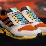 adidas Originals x National Park Foundation Sneakers: adidas Originals ZX 8000 Yellowstone